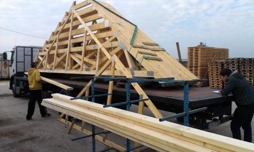Budowa dachu – Wiązary Wrocław